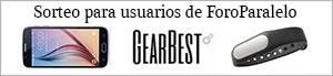 Sorteo GearBest